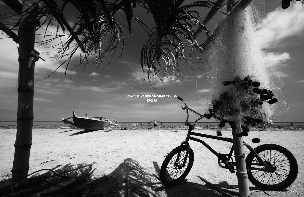 biking to zambales philippines beach san felipe liwliwa