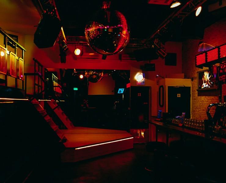 amsterdam Strip club