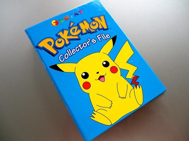 Pokemon Collector's File 1
