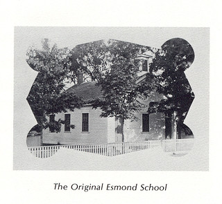 Original Esmond School | by Smith-Appleby House Museum