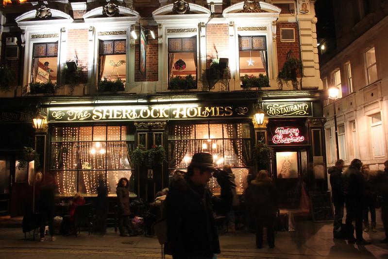 17度C福爾摩斯酒吧-約克夏布丁 (1)