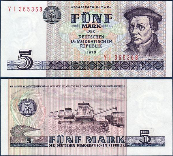 5 Mariek Nemecká demokratická republika 1975 (1987)