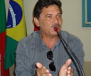 Danilo Miranda,  prefeito do Trairão