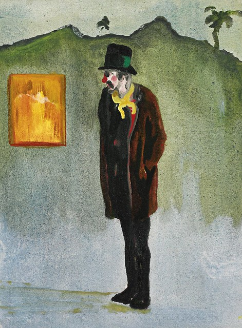 Peter Doig, Cold Blooded, 2003, Oil on canvas