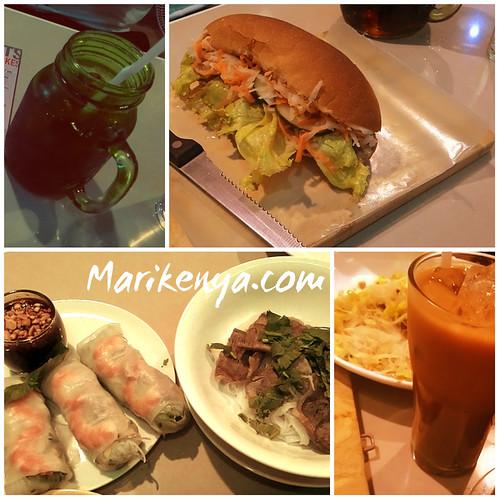 Ca Phe Saigon Marikina Food