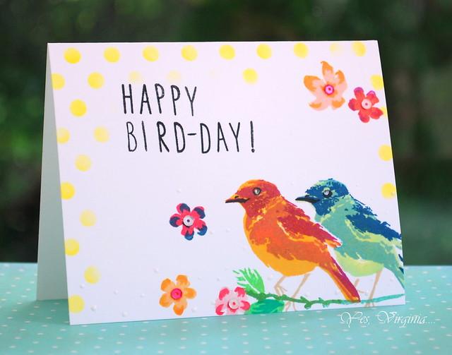 happy bird -day!