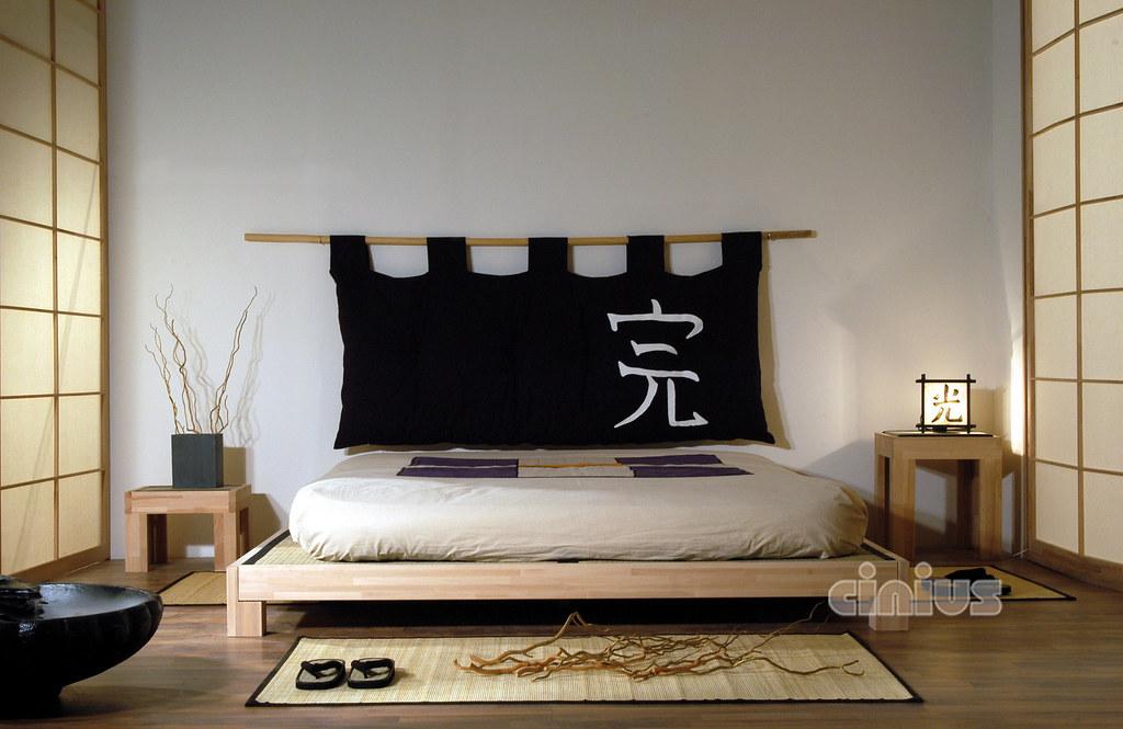 Tatami Bed | Letto in faggio lamellare, stile giapponese, co… | Flickr