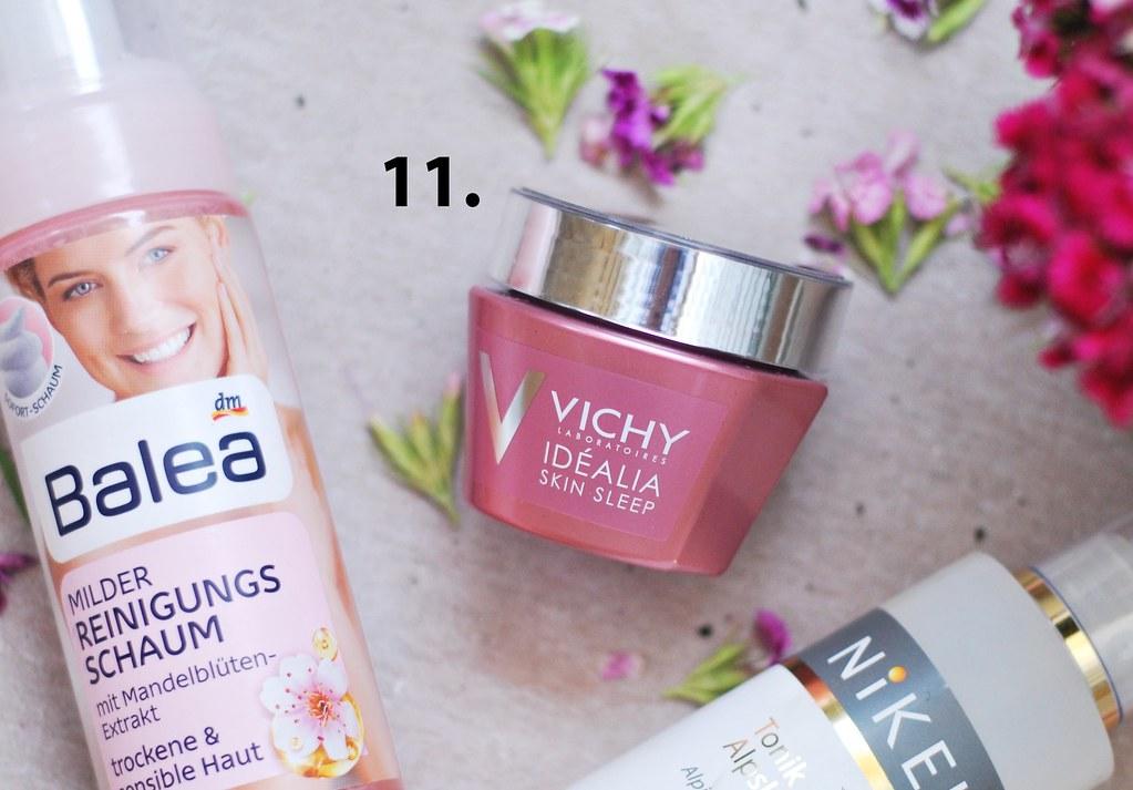 Vichy Idealia Skin Sleep noćna krema