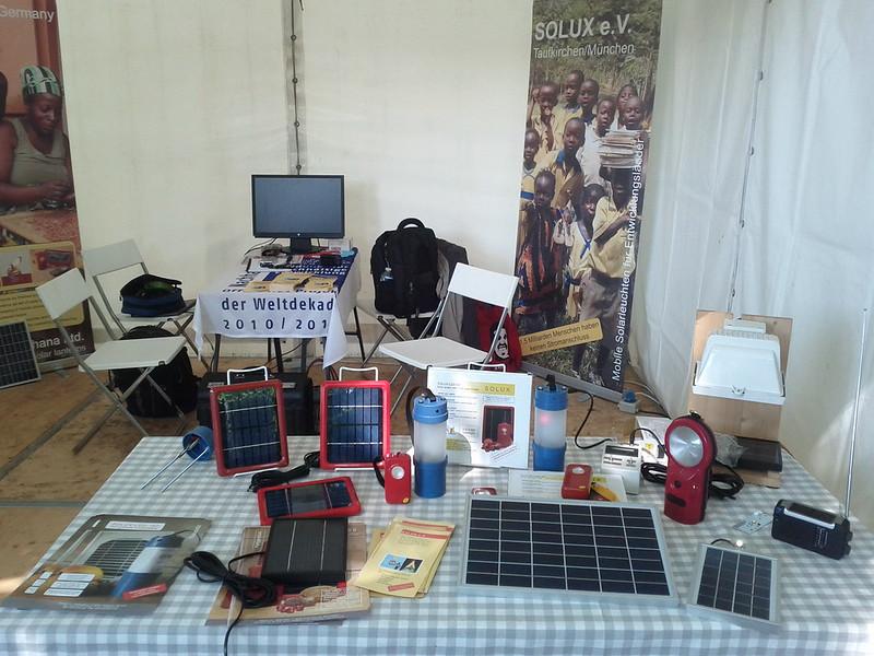 solux e.v. solarzellen