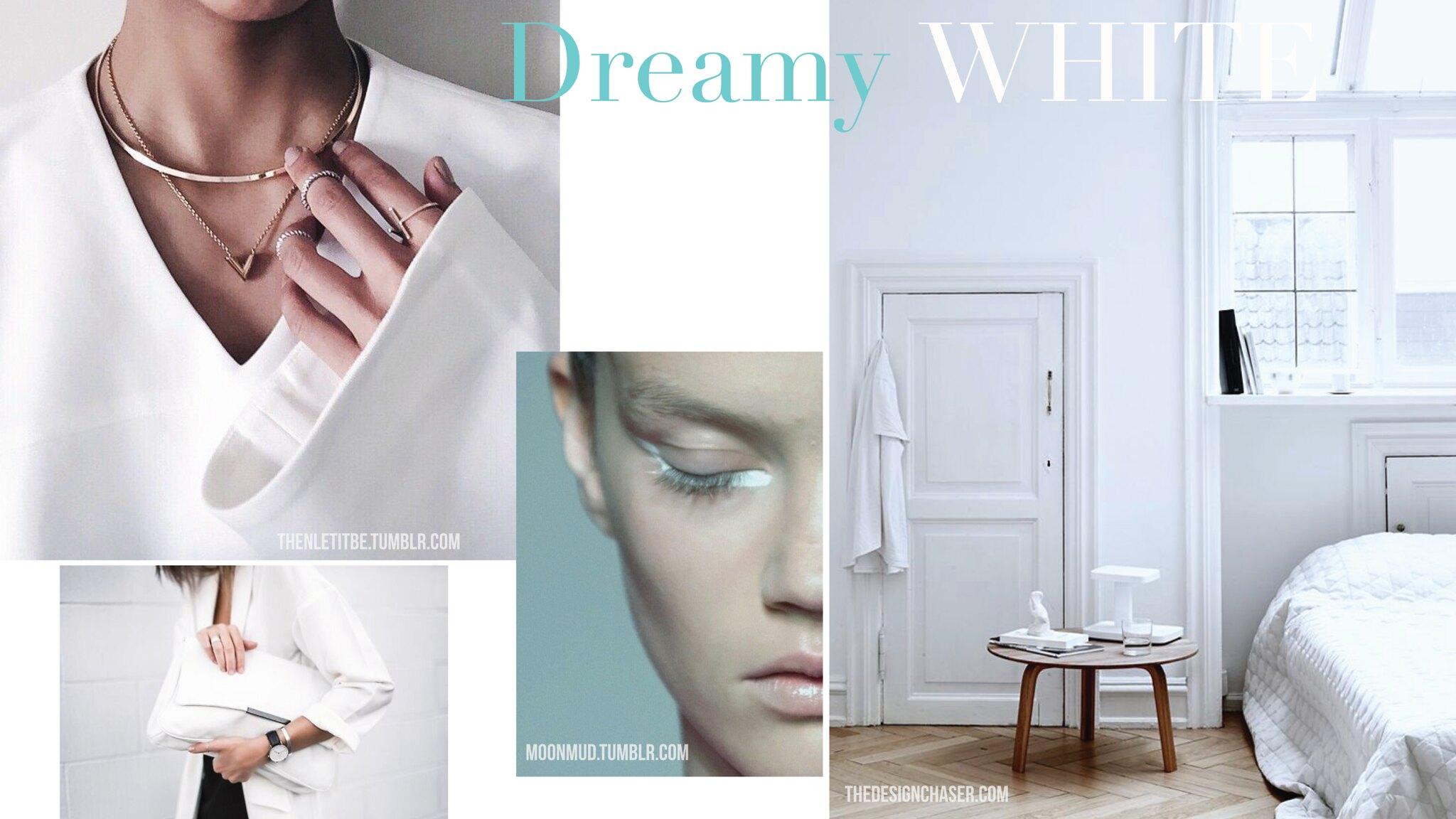 lumi dreamy white