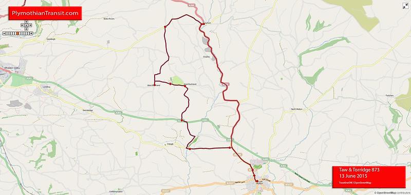 873: Brayford > South Molton