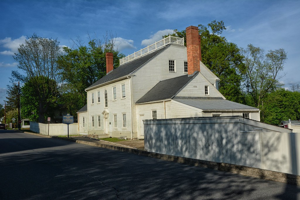 Joseph Priestly House