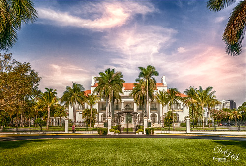 Image of Flagler Museum (Whitehall) in West Palm Beach