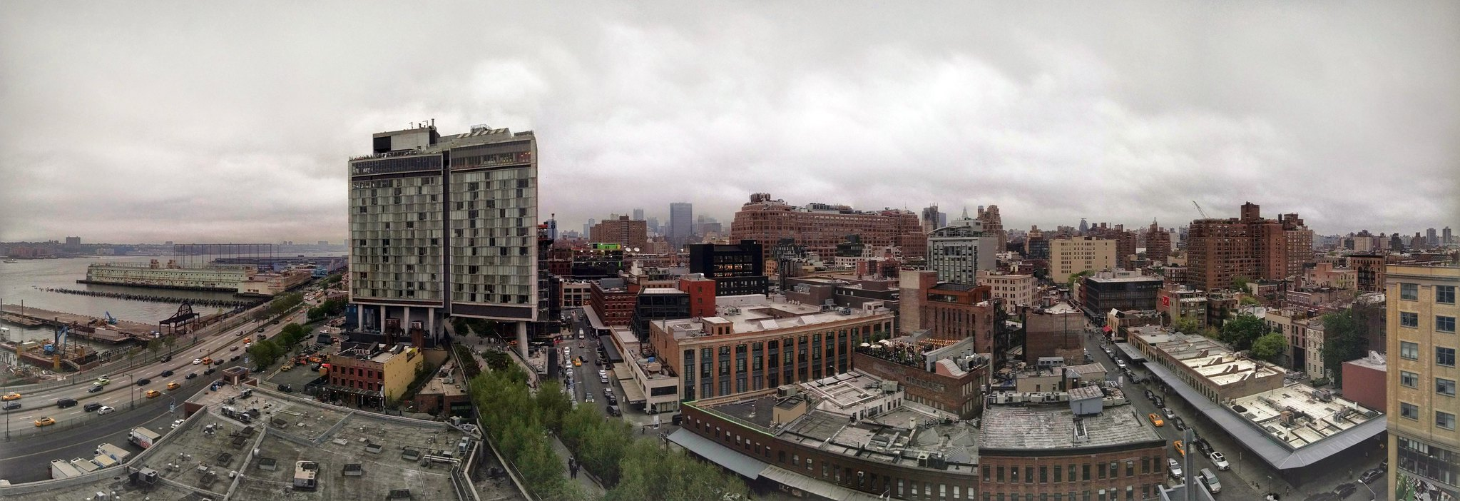 Whitney 8th Floor Pano