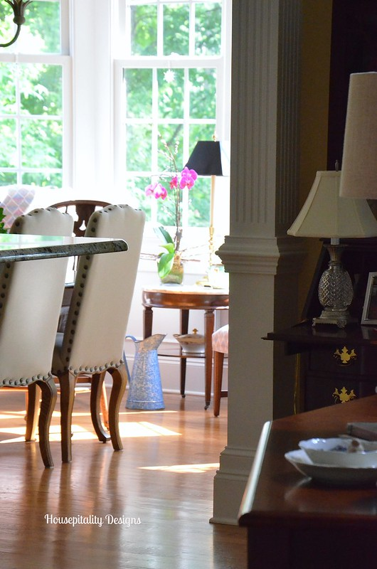 Dining Room Sitting Area-Housepitalty Designs