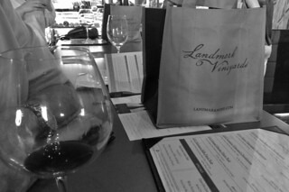 Landmark Vineyards - Bar