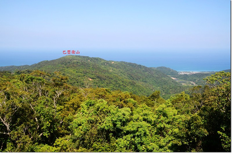 巴矢山山頂展望 3
