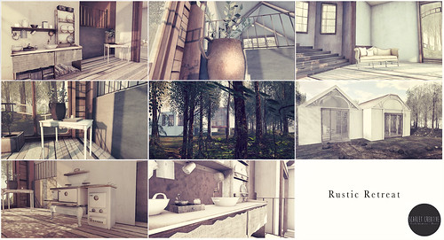 Rustic Retreat - Arcade June