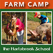 Featured Ad: Hartsbrook Farm Camp