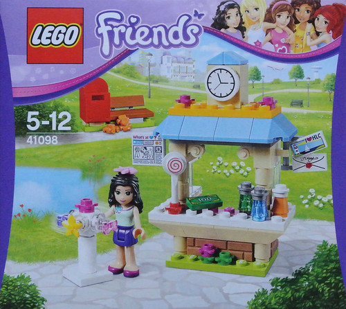 41098 Emma's Tourist Kiosk
