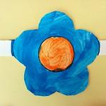 Carte popup fleur - étape 5