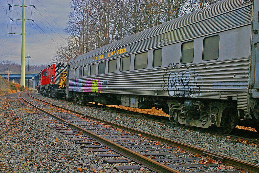 M Amp E Passenger Car Former New York Central No 2944 Flickr
