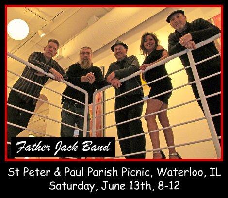 Father Jack Band 6-13-15