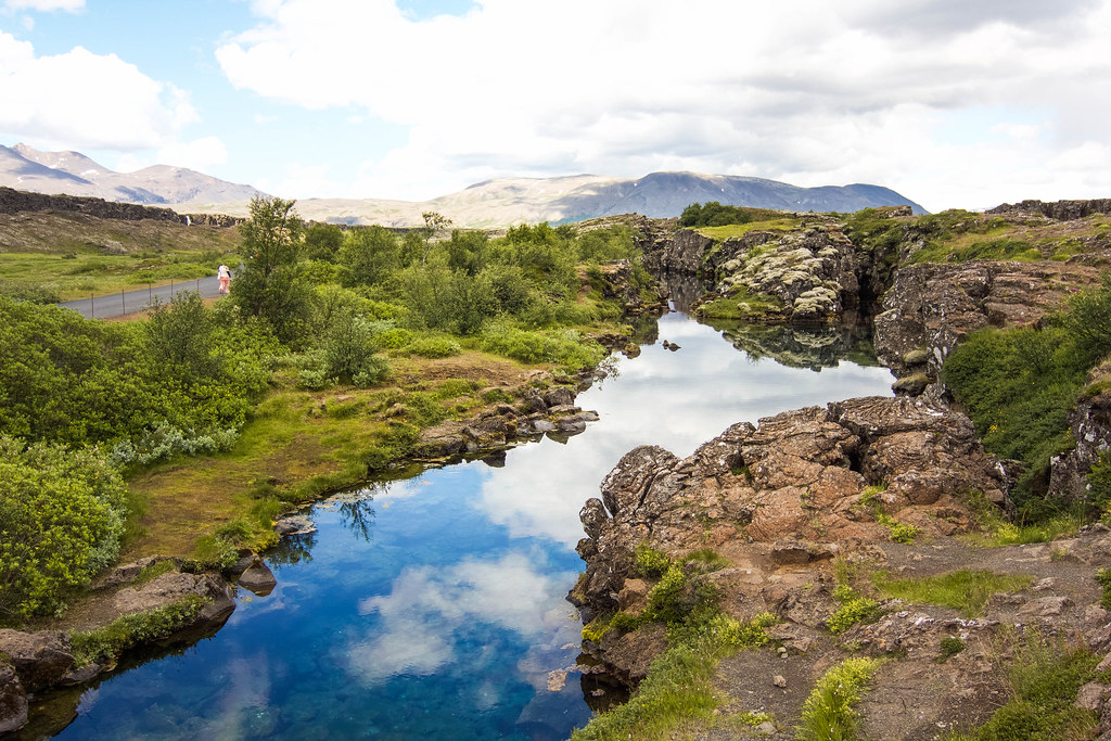 Silfra Fissure, Iceland | 16 Favorite Travel Memories of 2016