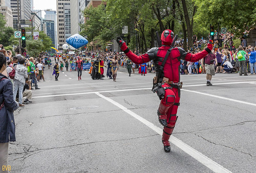 Superheroes Pride Parade 2016 - 03 | by Eva Blue
