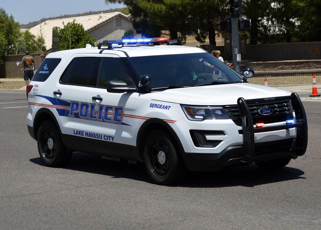 Lake City Police Department Jobs