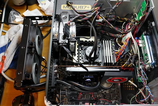 連載第7回 PCが壊れた R290Xキーン騒音を解決する 2