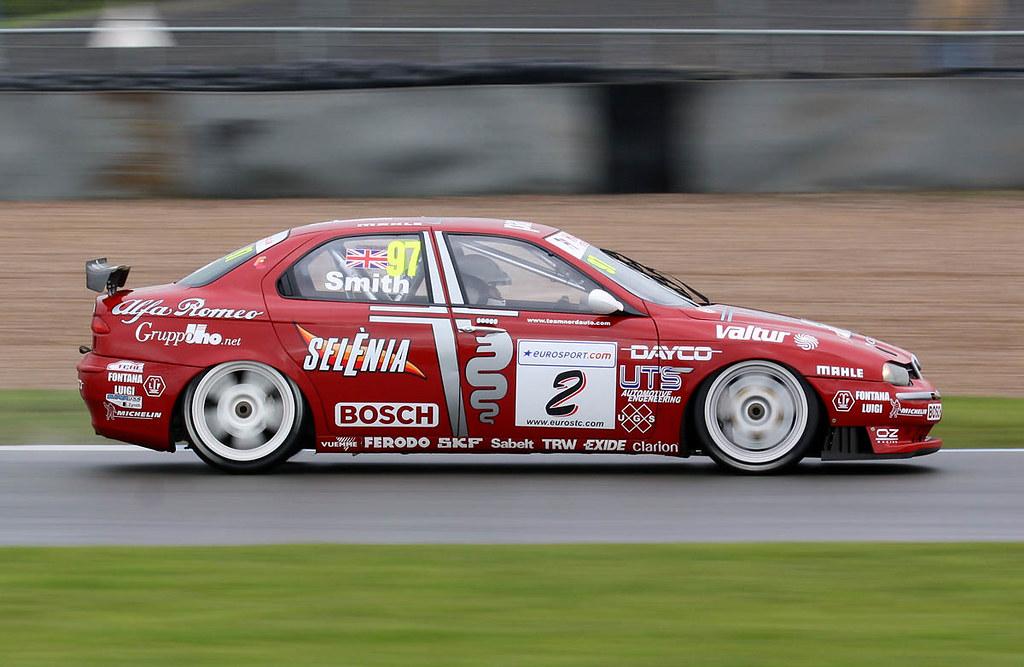Alfa Romeo 156 Btcc Super Touring Car