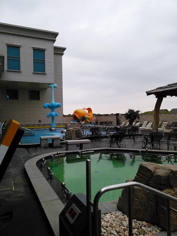 Kiddie Pool - Bade Pool - Spa Castle Texas