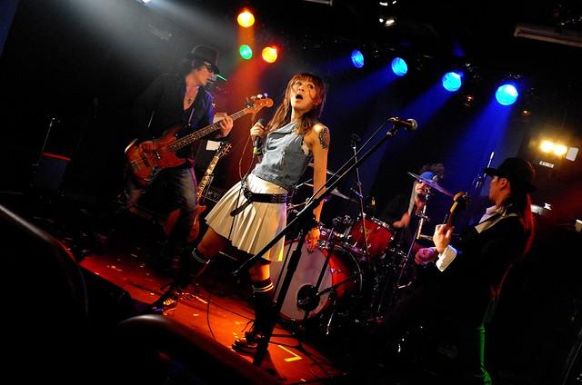 Juz live at 獅子王, Tokyo, 10 May 2015. 493