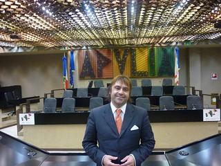 Umberto Rey candidato consigliere regionale