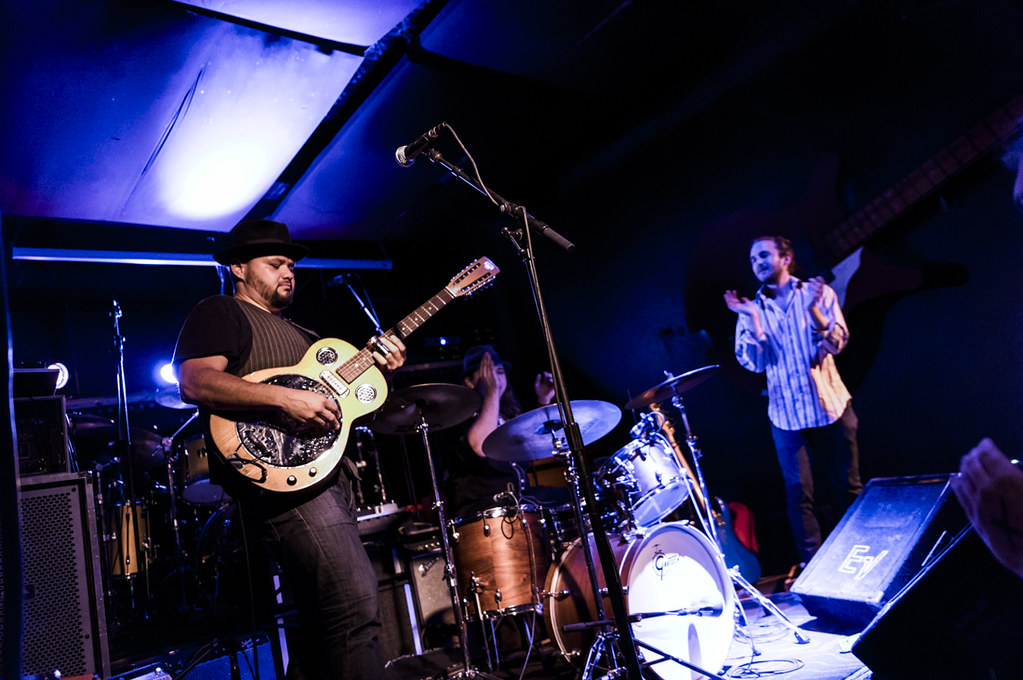 Hector Anchondo Band at Knickerbockers | May 29, 2015