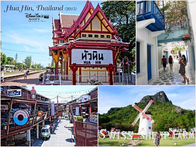 Hua Hin Day Trip