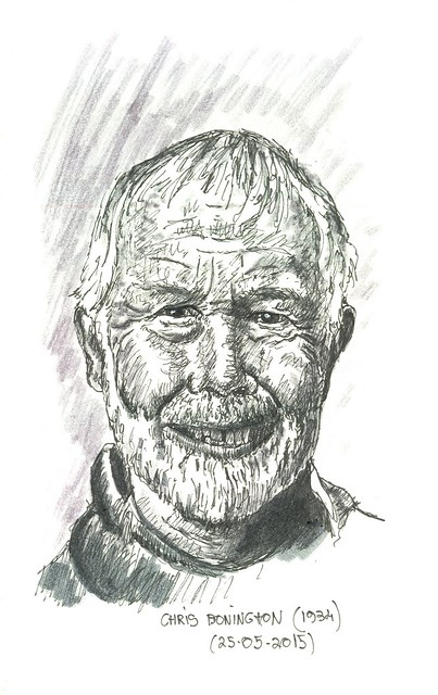 Chris Bonington (1934)