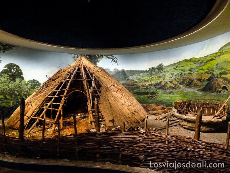 centro de visitantes de Newgrange