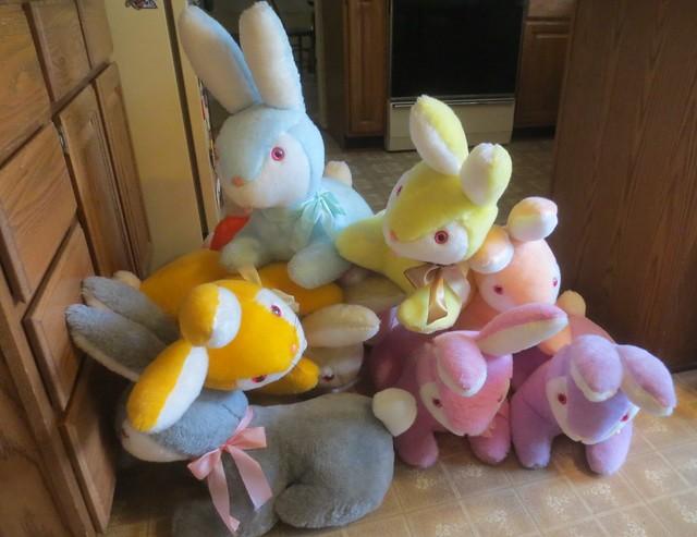 Bye, bunnies