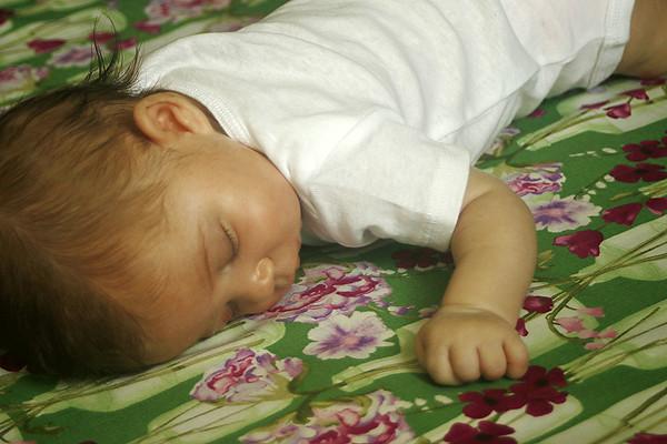 Eleni, 3 months