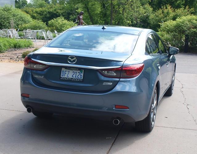 2016 Mazda6 Grand Touring