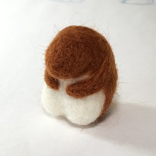 felting doll