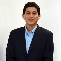 Alex Carlos, territory manager para ViewSonic en Perú, Bolivia, Colombia y Ecuador