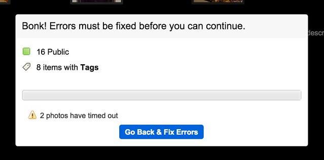 Files Not Uploading