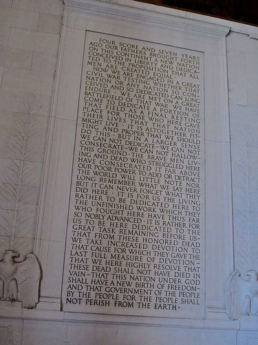 message gettysburg address Abraham lincoln's main message is that the people of the north must be willing to continue the war until the rebellious states returned to the entire.