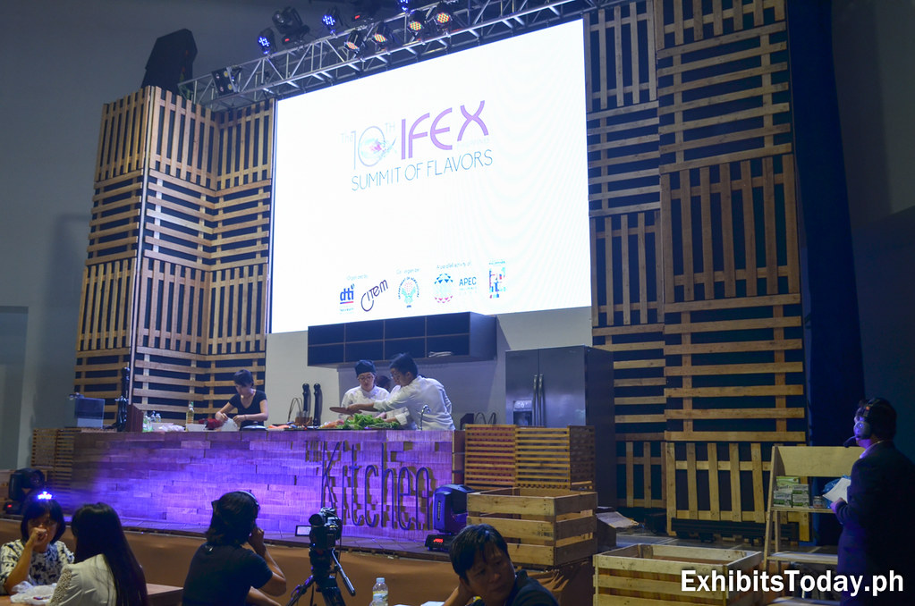 10th IFEX Summit of Flavors