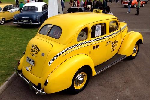 Ford V8 1938 - Santiago, Chile