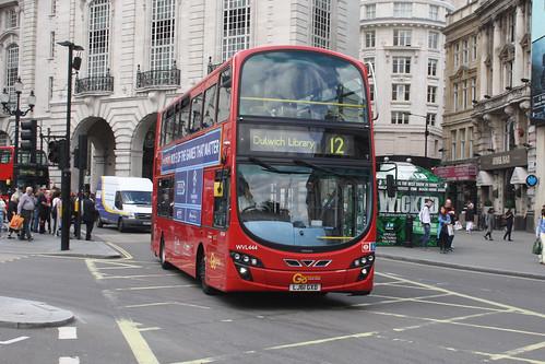 London Central WVL444 LJ61GXD