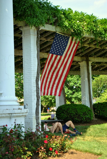 Memorial Day, Arlington
